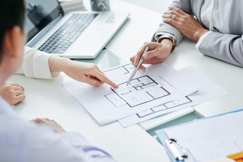 új építésű ingatlan adásvétele